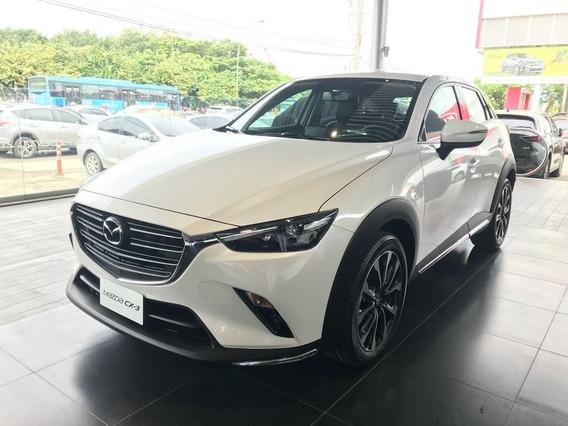 Mazda Cx3 Grand Touring Lx Blanco 4x4 At Cuero 2020