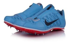 Sapatilha Nike De Salto Em Distancia