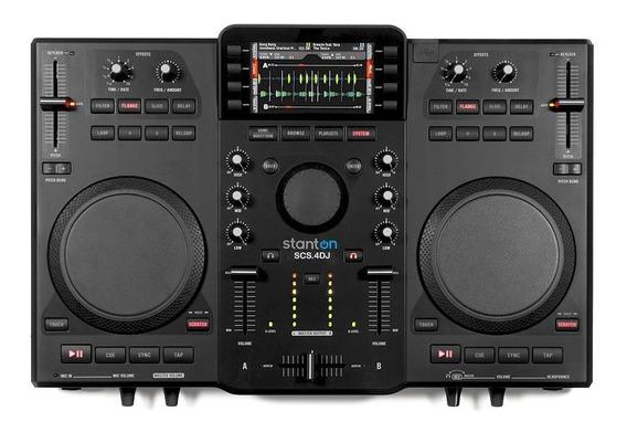 Controladora Mix Stantion Scs 4dj Oportunidade!!!