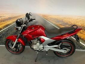 Yamaha Fazer Ys 250 - Com Reparos A Fazer