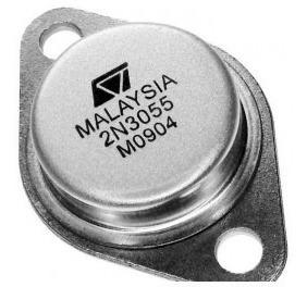 Transistor De Potencia 2n3055 - 1ª Linha 2 Unidades