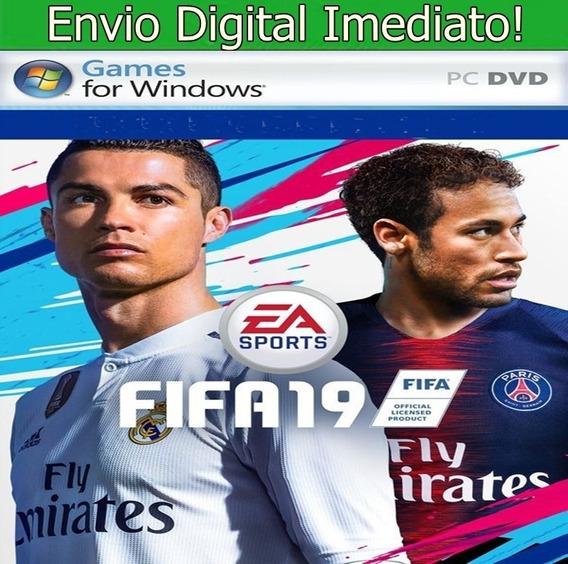 Fifa 19 Pc Hd Original Envio Imediato.
