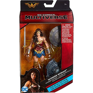 Dc Comics Multiverse Wonder Woman Película