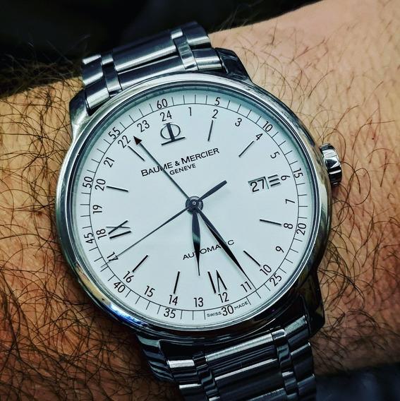 Relógio Baume & Mercier Baume Mercier Classima Gmt Automátic