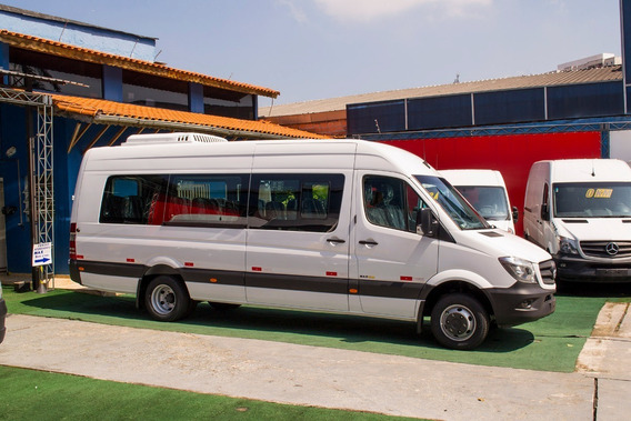 Sprinter 515 | Sprinter Big | Van Executiva | Sprinter Execu