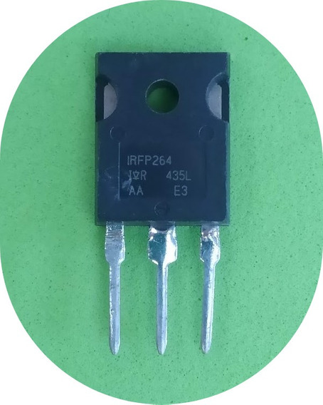 Irfp264 (2 Unidades) Irfp264 Mosfet Canal Npn Irfp264