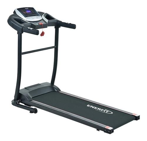 Cinta de correr eléctrica Enerfit 780 220V negra