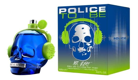 Perfume Masculino Police To Be Mr Beat 125ml ***s Juros***