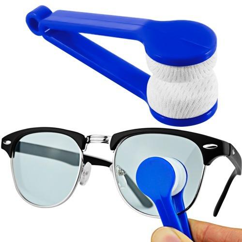 10x Pinzas Limpiadora De Gafas Y Lentes / Mayoreo + Envío