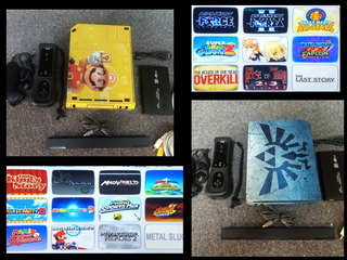 Consola Wii + 150 Juegos Wii+ 50 Gamecube+ 4000 Clásicos