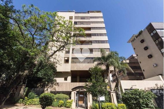 Apartamento De 172m²com 3 Dormitórios - Petrópolis - 28-im437255