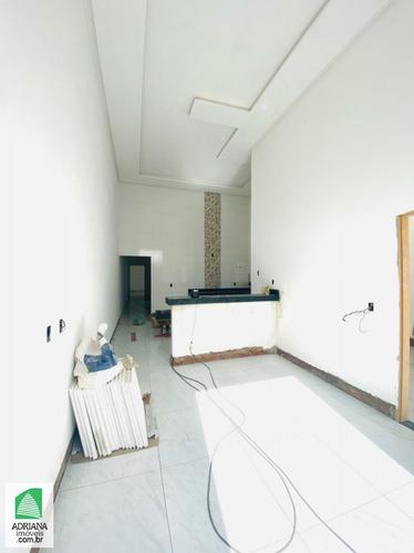 Imagem 1 de 13 de Venda Casa 3 Quartos Sendo 1 Suite 2 Vagas  Acabamento Diferenciado - 6112