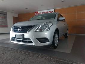 Nissan Versa 1.6 Sense Mt Imperio Oriente
