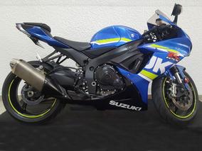 Suzuki Gsxr600 Azul