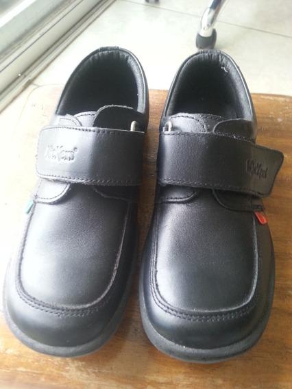 Zapatos Colegiales Kickers Originales