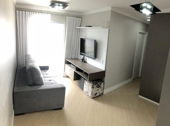 Apartamento Residencial À Venda, Panamby, São Paulo. - Ap1852