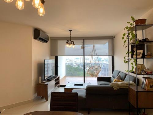 Apartamento En Venta En El Cangrejo 21-2952 Emb
