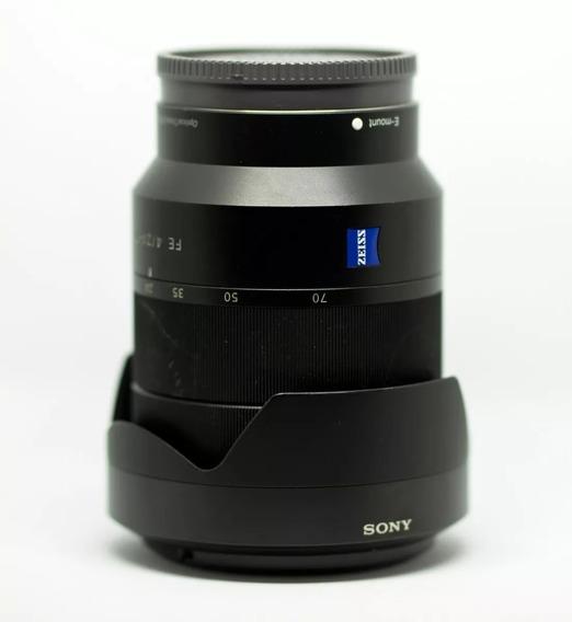 Lente Sony Zeiss Fe 24-70mm F4 - Full Frame