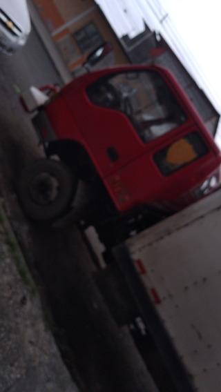 Camión Jac Instalado Motor Mercedes 352