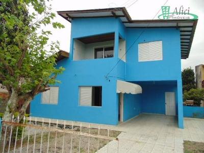 Casa Com 3 Dormitórios Para Alugar, 104 M² Por R$ 1.800/mês - Campeche - Florianópolis/sc - Ca0735