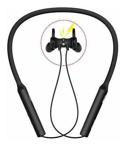 Auriculares Bluetooth Anc Banda Para El Cuello Auriculares M