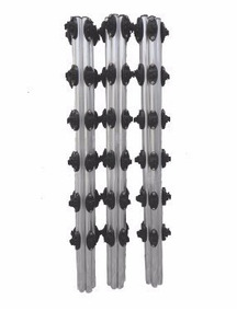 Kit 20 Hastes Cerca Elétrica De Alumínio C/ Frete Grátis