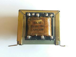 Trafo / Transformador Caixa Amplificada Trx8