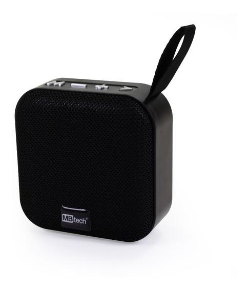 Kit 20 Caixas De Som Radio Portatil Bluethoth Mb54361 Mbtech
