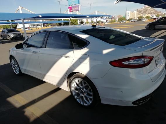 Ford Fusion Titanium 2014