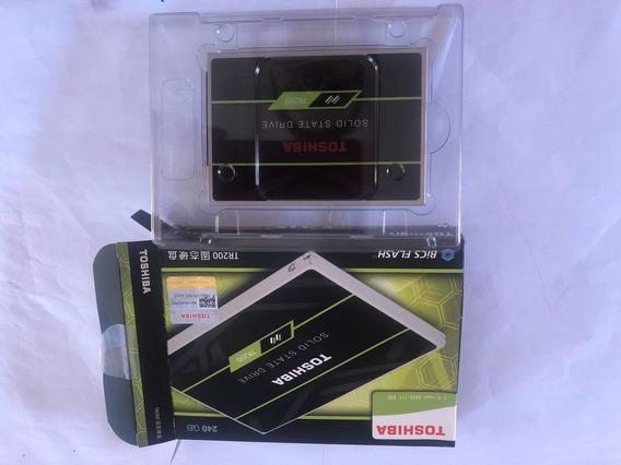 Ssd Toshiba 240 Gb 3d Bics Flash , Tr 200 Super-rápido