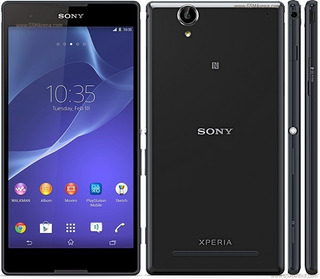 Smartphone Sony Xperia T2 Ultra Dual Vitirine