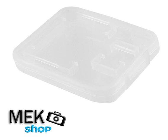 Case Cartão Sd E Micro Sd - Kit C/ 4 Peças