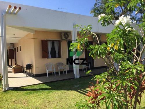 Casa Com 4 Dormitórios À Venda, 198 M² Por R$ 900.000,00 - Guarajuba - Camaçari/ba - Ca1364