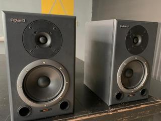 Roland Rsm-90 (par) Monitores