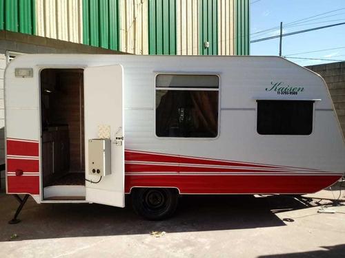 Casa Rodante 480 Homologada  Casilla Nueva No Motor Home