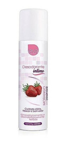 Morango Com Champanhe Desodorante Íntimo 166 Ml Promoção
