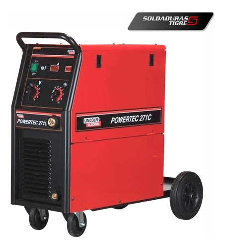 Equipo Powertec 271 C Lincoln Electric