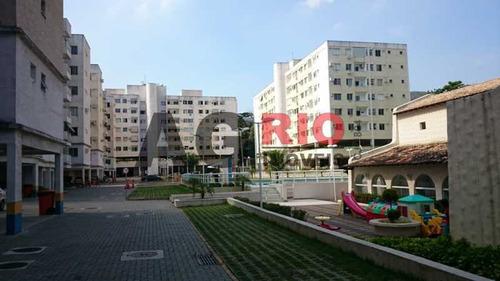 Apartamento-à Venda-praça Seca-rio De Janeiro - Agv31332