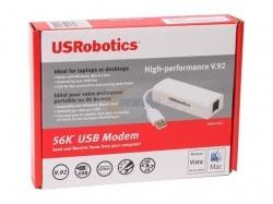 Fax Modem Us.robotics 56k Usb Modem Windows Mac Linux