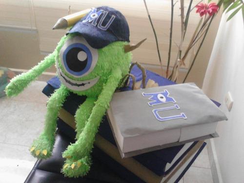 Piñata De Mike Monster Inc