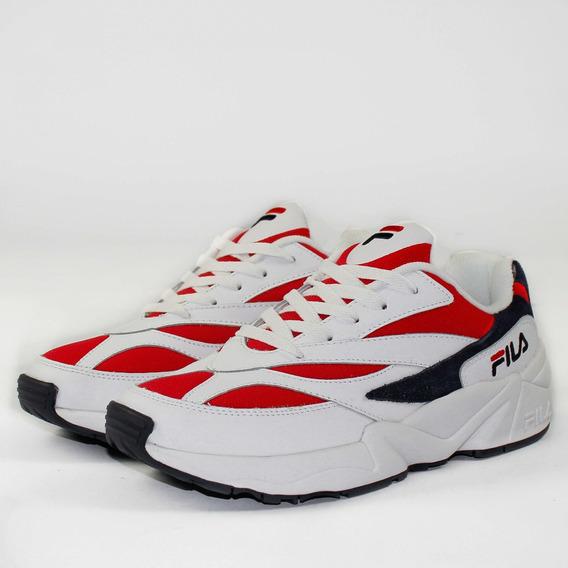 Tênis Sneaker Unissex Fila V94m Footwear Branco Original