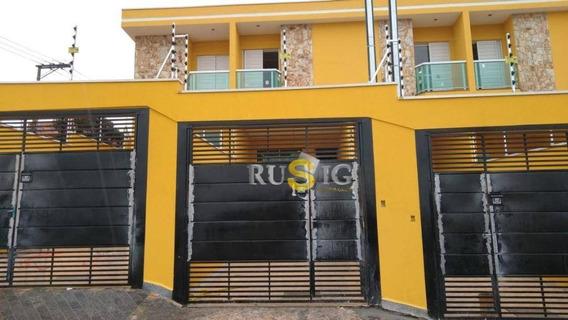 Sobrado Com 3 Dormitórios À Venda, 74 M² Por R$ 339.990,00 - Vila Progresso (zona Leste) - São Paulo/sp - So0640