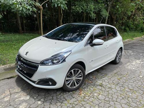 Imagem 1 de 11 de Peugeot 208 2018 1.6 16v Griffe Flex Aut. 5p