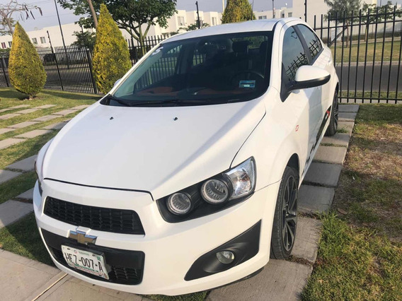 Chevrolet Sonic Lt 2016 Manual