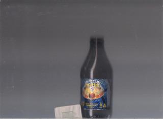 Botella D Maltin Polar Vacia No Circulante Copa 2004.basquet