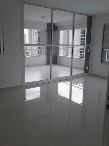 Imagem 1 de 19 de Apartamento Com 2 Dormitórios À Venda, 82 M² Por R$ 630.000,00 - Jardim Aquarius - São José Dos Campos/sp - Ap3574