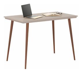Mesa Bancada Retro Para Quarto Escritório Home Office 100cm