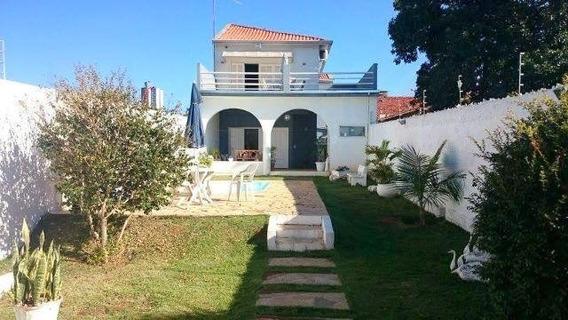 Casa Para Venda, 4 Dormitórios, Centro - Mogi Mirim - 351