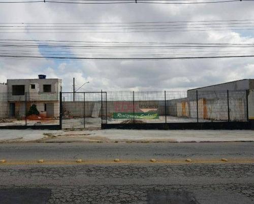 Imagem 1 de 3 de Terreno À Venda, 450 M² Por R$ 750.000,00 - Jardim Maria Augusta - Taubaté/sp - Te3353