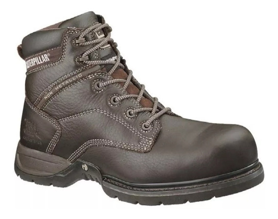 Botin Caterpillar Fucelage Hi Ct Marron
